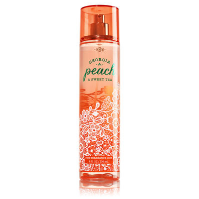 Bath & Body Work แท้ Body Mist (Georgia Peace & Sweet Tea)