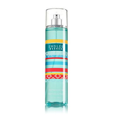 Bath & Body Works  กลิ่น ENDLESS WEEKEND FINE FRAGRANCE MIST