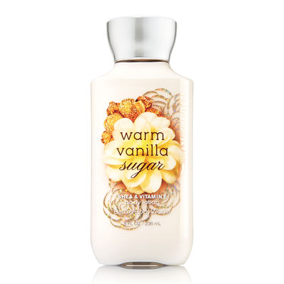 Bath & Body Works กลิ่น Warm Vanilla Sugar Body Lotion